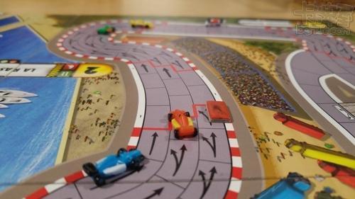 【結束代理特價】【卡牌屋】方程式賽車D Formula D 中英文版(內附中文規則)《桌上遊戲,桌遊》