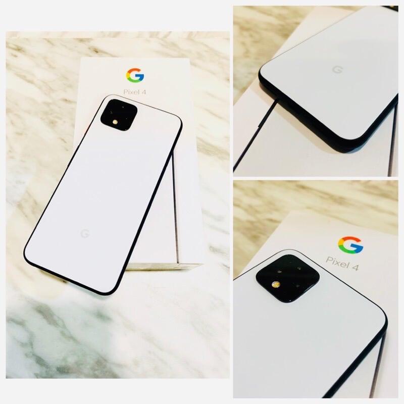 🌈請勿盜圖🌈 二手機 Google Pixel 4 ( 5.7吋 64GB 臉部解鎖)