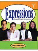 《Expressions: Meaningful English Communication, Book 1 (Student Book)》ISBN:0838422403│Heinle & Heinle│NUNAN, DAVID│七成新