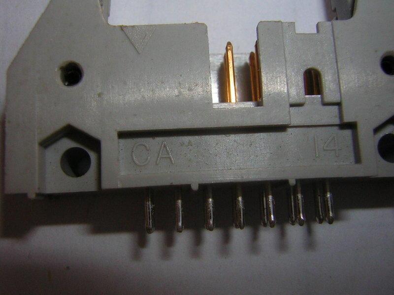 CA-14HM-1C-SR(連接器)  (1組/10個)