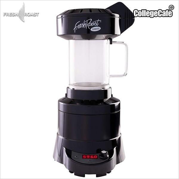 [學院咖啡] Fresh Roast SR800 家用咖啡烘豆機 (加贈800A內杯)
