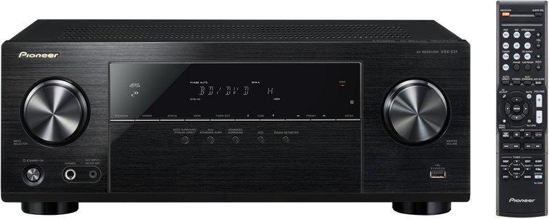 優惠價請內詳! 【另有VSX-LX104-B】先鋒Pioneer【VSX-531-B】藍光擴大機
