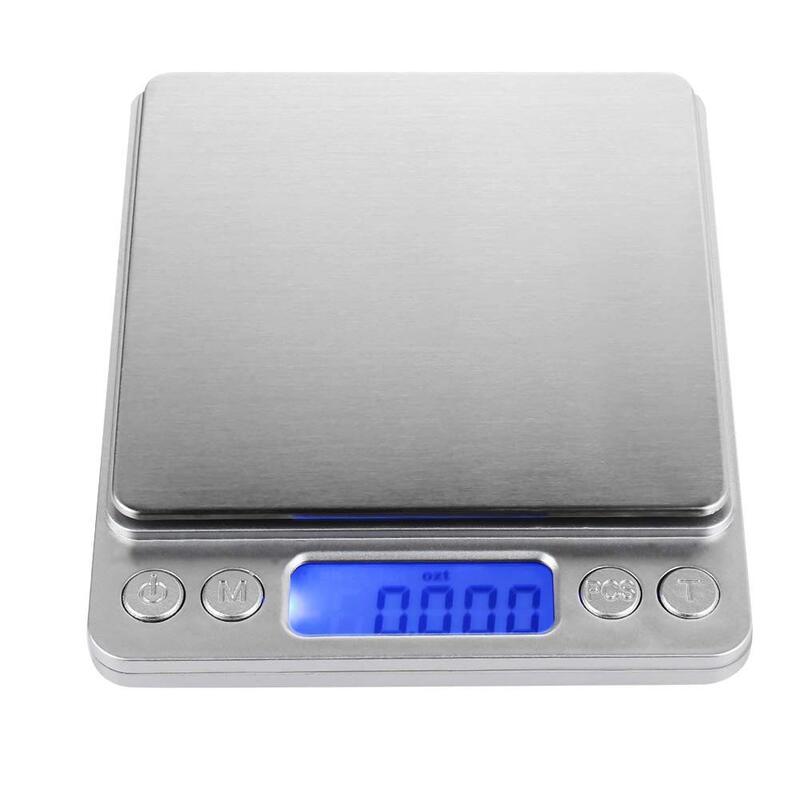 精準家用 電子秤 磅秤 廚房秤 數字台秤 電子珠寶秤 小秤 0.1g 3000g 3kg