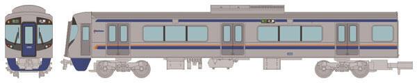 [玩具共和國] 4543736313533 西日本鉄道3000形 貫通5両編成