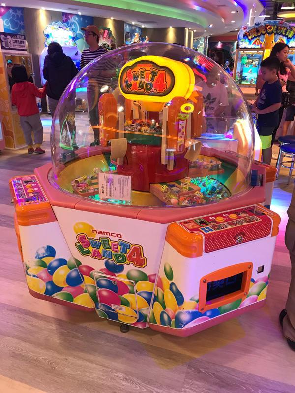四人大型糖果機 兒童禮品機 交換禮物 糖果機 鏟糖機 熱門遊戲機  陽昇國際 暑期派對 報復性旅遊