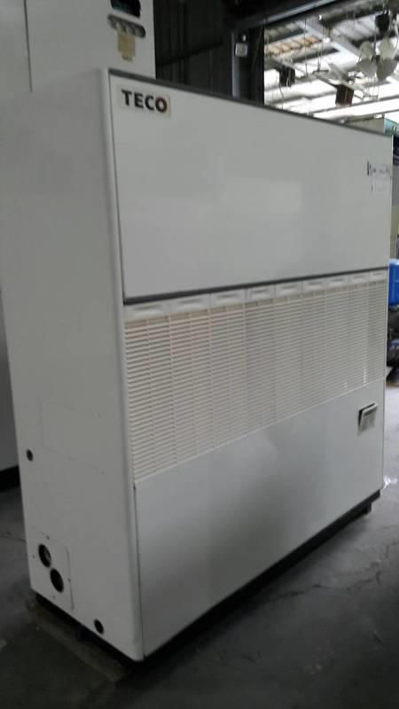 (大台北)中古東元20RT水冷箱型機3φ220V (編號:TE1060908)*專拆各式冷氣空調設備及回收