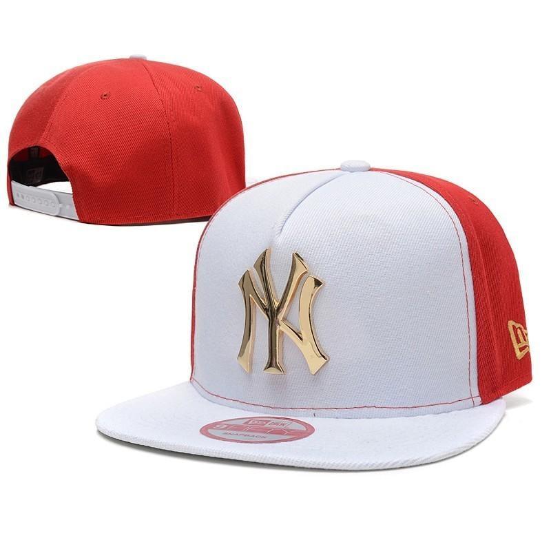 43a62351645 New York Yankees Iron standard hip-hop hat 鴨舌帽彈力帽網帽- 露天拍賣