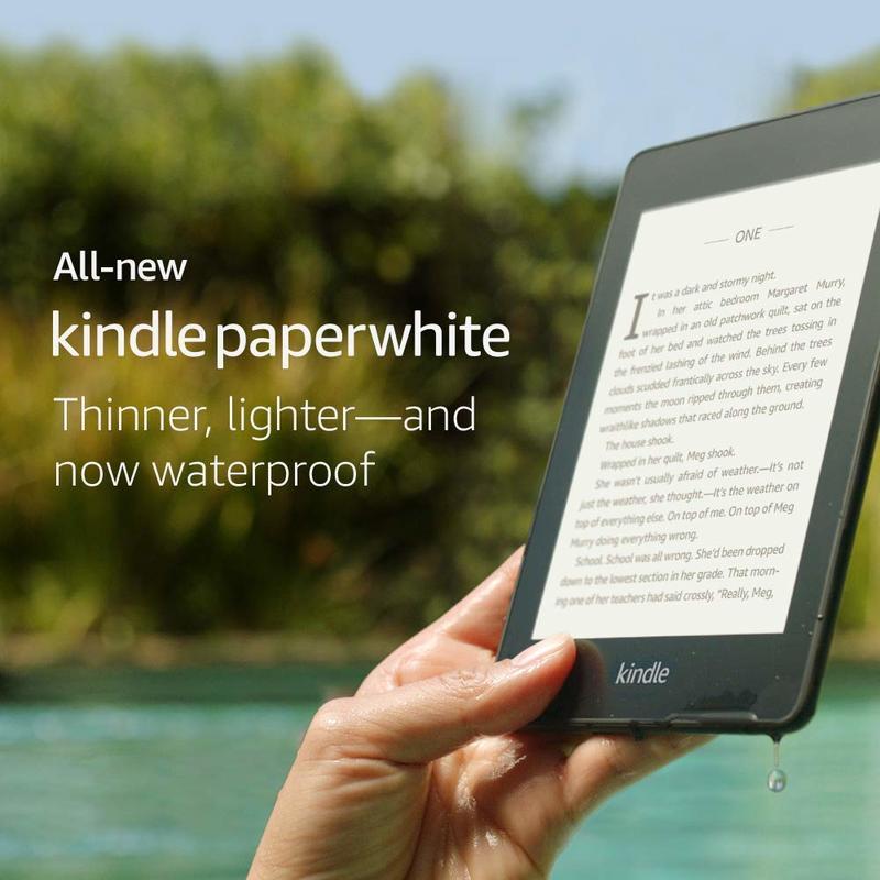 32G大容量※台北快貨※最新十代防水 Amazon Kindle Paperwhite 10th 亞馬遜電子書Wi-Fi
