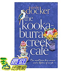 2018 amazon 亞馬遜暢銷書 The Kookaburra Creek Caf?