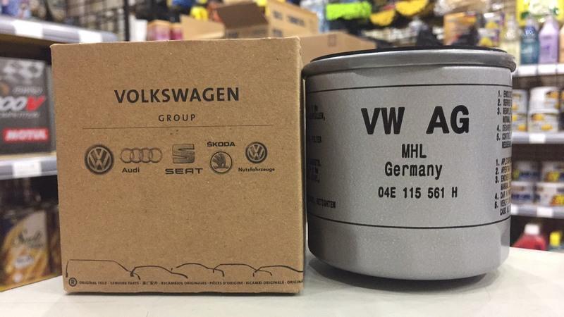『油夠便宜』 VW Tiguan Scirocco 機油芯 機油心 04E115561H 正廠