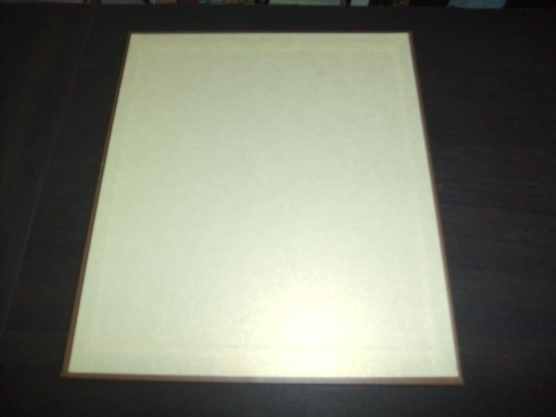 【漫話】(陳某簽名板)火鳳燎原作者 陳某3D立體簽名板(孫策) 保存如新 免運