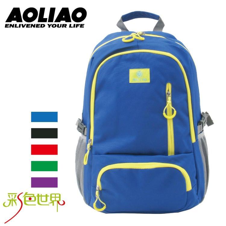 休閒後背包包大容量14吋筆電包 A-8018-02