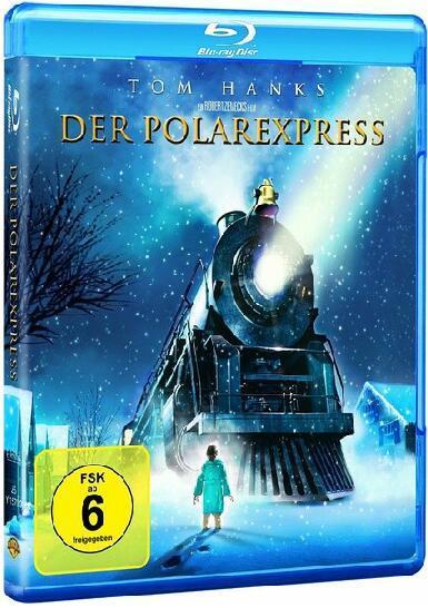 ∮正大影音∮※任意2套起售,5套免運※藍光電影碟 BD25   極地特快 國配5.1