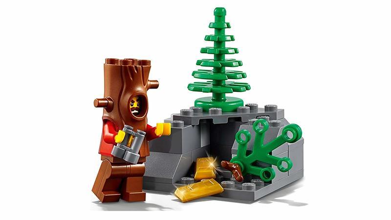 LEGO 樂高 60174 城市山區警察指揮基地60174