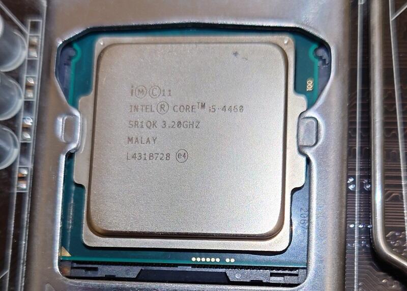 ♥ 晴兒 ♥ intel Core i5-4460 3.20GHz
