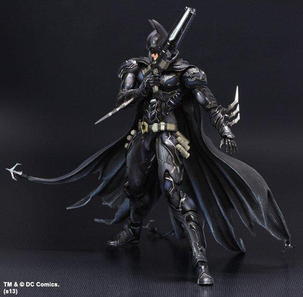 Play Arts改 DC COMICS VARIANT 正義聯盟 Batman 蝙蝠俠 變體版