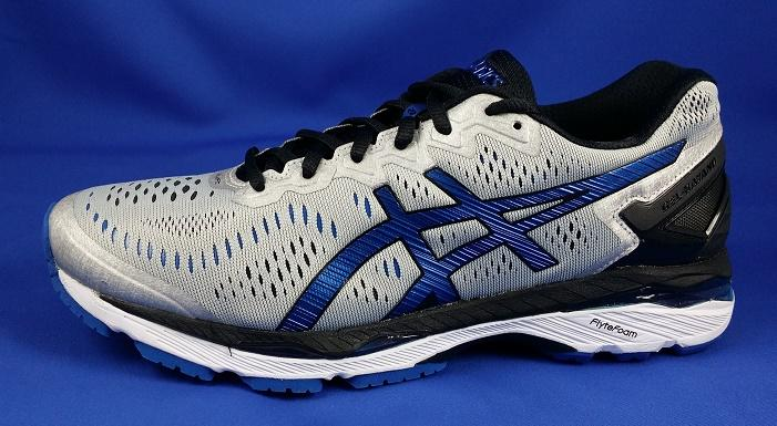 timeless design 6ebb9 9e0bb 6折促銷 亞瑟士ASICS 男2E寬楦慢跑鞋 GEL-KAYANO 23 (2E)型號 T647N-9345 [112]