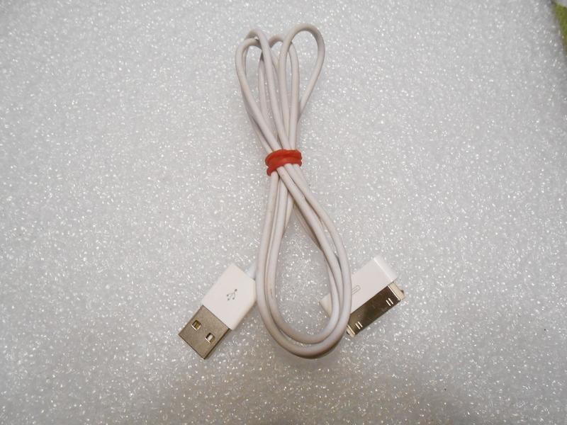Apple 蘋果適用 USB傳輸充電線 (約90公分)【庫存新品、穩定、耐用、可靠】