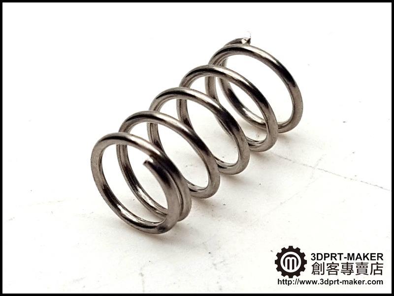 【3DPRT 專賣店】★590★壓簧 彈簧 0.6x6x10 工作平台 3D印表機