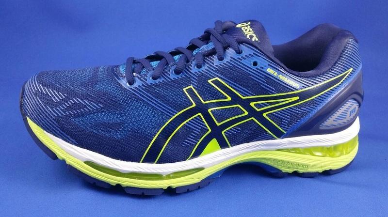 online store 8346f d85d3 65折促銷 亞瑟士 ASICS男4E寬楦慢跑鞋GEL-NIMBUS 19 (4E) 型號 T702N-4907[100]