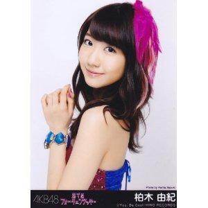 (有現貨)AKB48 柏木由紀 32nd 劇場盤 生寫真