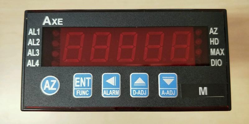 數位控制電壓表MM2-E43-41NB 0-100.0M