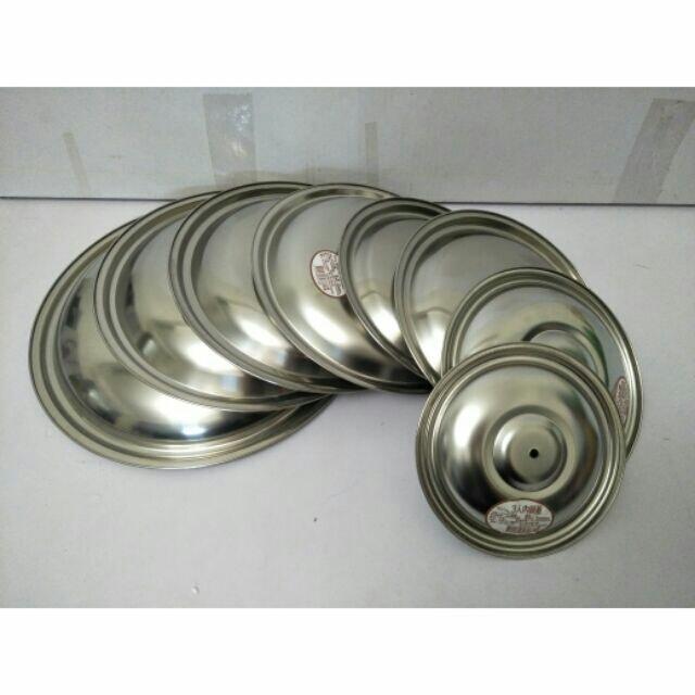 鍋蓋 不鏽鋼蓋 湯鍋蓋 304蓋子 內鍋蓋 台灣製造 304不鏽鋼 28cm 一入 附電木鍋蓋頭