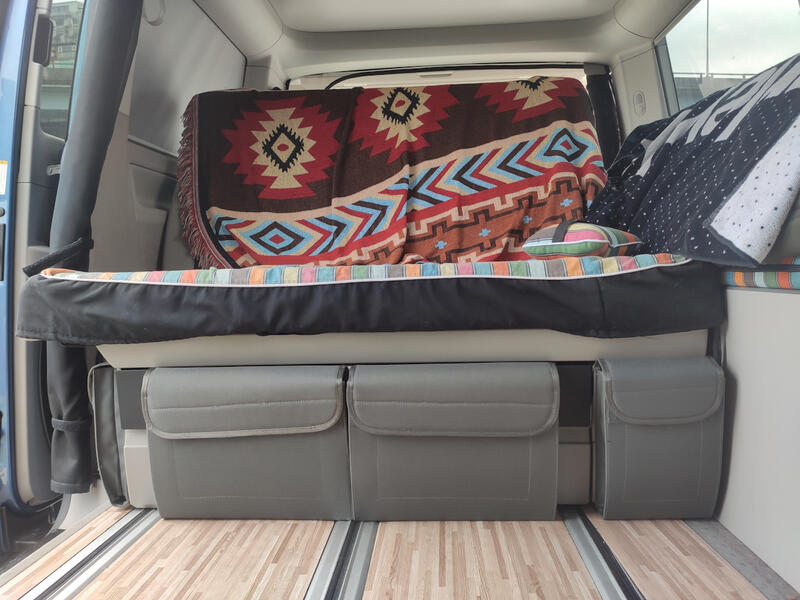 SNPK 多功能收納包 福斯VW T5 T6 T6.1 California Multibag T3 T4 露營車