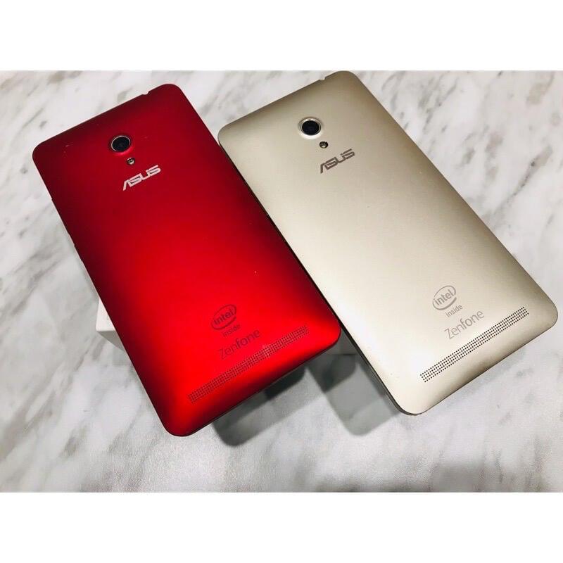 🌈請勿盜圖🌈 超大六吋銀幕 二手機 ASUS zenfone6 A600CG(長輩機/備用機)