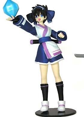 D-22 櫃 :  HG SAMURAI SPIRITS  侍魂系列  武士精神  LIMLURU  莉姆露露+寶石