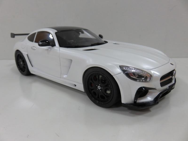 宗鑫貿易 GT SPIRIT GT157 Mercedes AMG GT FAB Design Areion 珠光白