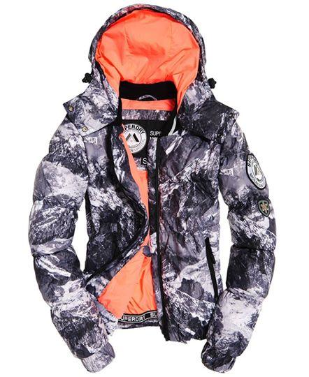 極度乾燥 女款雪衣 Superdry Mountain Bomber Jacket 全新正品 現貨
