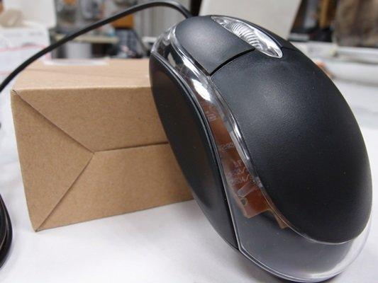 【優倍斯特全新商品】Atake3D光學羽翼鼠 Atake滑鼠 滑鼠 USB滑鼠 光學鼠 透視滑鼠 平價滑鼠 Mouse