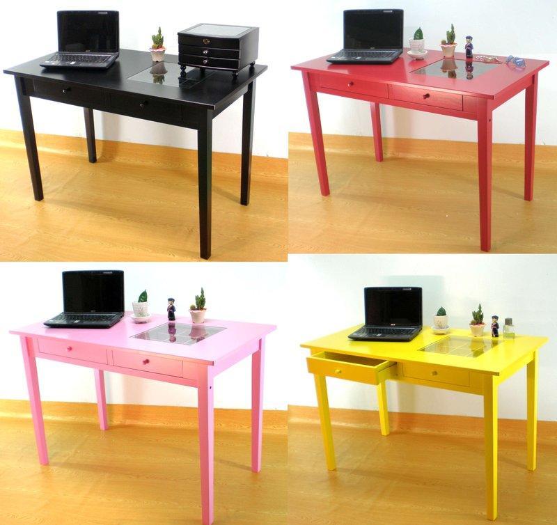 北海道居家生活館~MST-13日式4色+雙抽9宫格CD和室桌/書桌/桌子/茶几/電腦桌-美甲桌