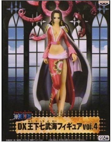 【金證】DX王下七武海 vol.4 海賊王 女帝 蛇姬