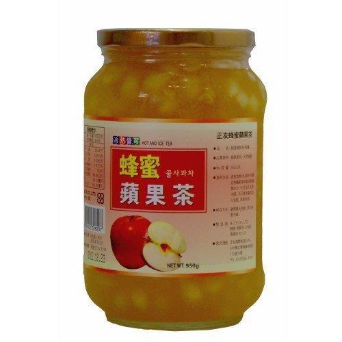 高麗購◎正友蜂蜜蘋果茶950克1瓶,/單瓶下單區