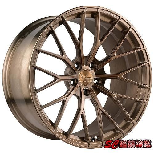 【超前輪業】VERTINI VS14 鍛造鋁圈 20吋鋁圈 5孔114 100 112 108 120 130 客製顏色