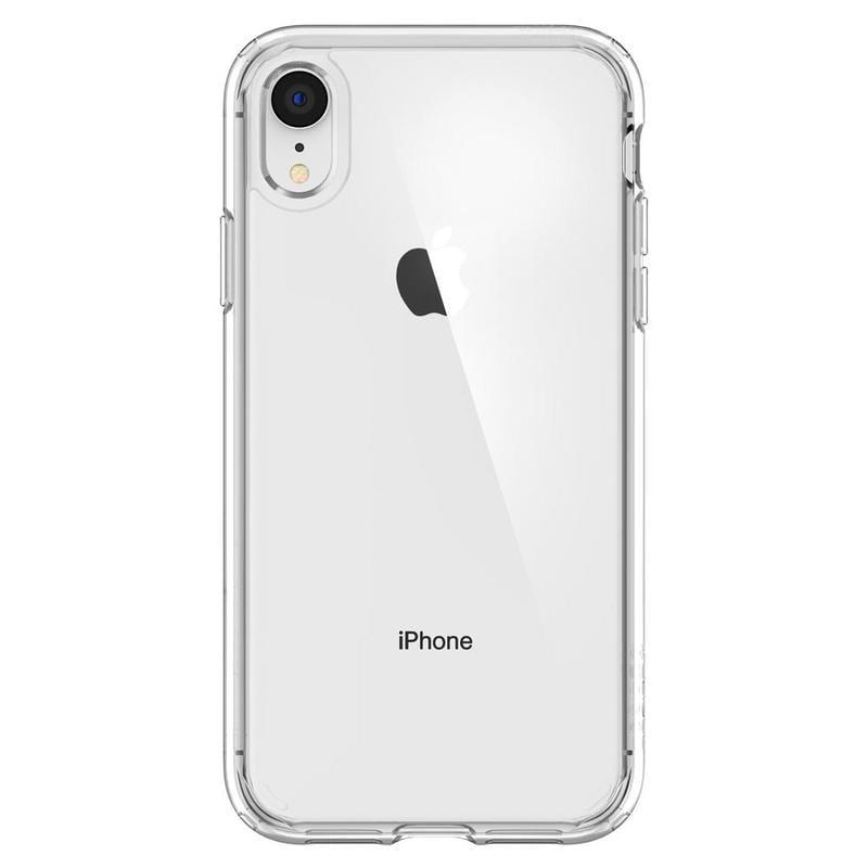 【犬爸美日精品】SGP Spigen iPhone XR 6.1吋 Ultra Hybrid 透明背蓋空壓手機殼