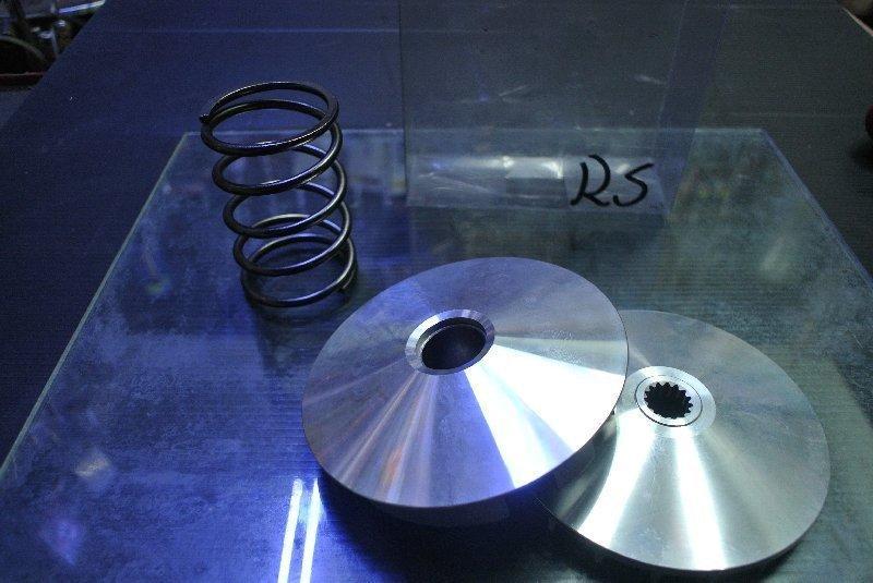 找好用 傳動 ? rs cuxi rsz / 競戰 勁戰 5ml 5ty 噴射 fi 大改 61缸 ~ 63 .5 缸 好調整 訂製 普利 盤 組 大彈簧 角度