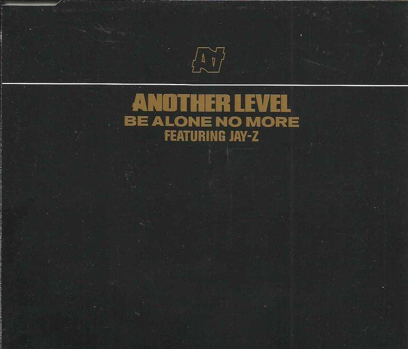 another level超凡四帥合唱團Be Alone No More/A0748