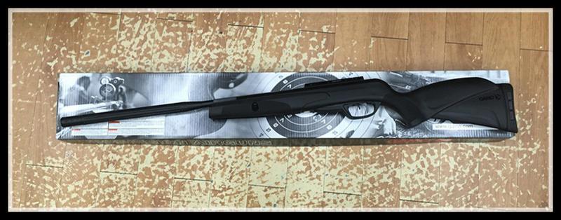 【原型軍品】全新 II GAMO Black BULL 黑牛 5.5mm 中折式空氣長槍 喇叭彈 鉛彈