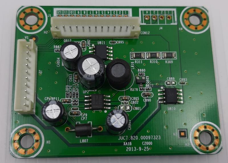 50吋 LED液晶電視 副電源板 JUC7.820.00097323 HERAN HD-50DF1OT-096-2