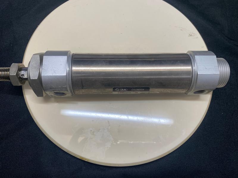 ★柯南零件★SMC 氣壓缸 CDM2B40-75   直徑40 行程75