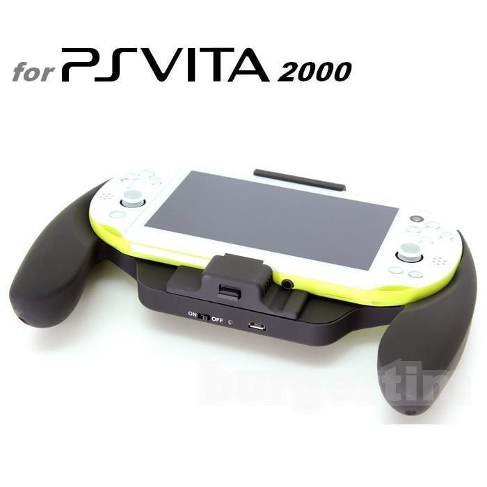 Psvita 2000 手把握把psv 2007 充電器充電握把充電手把防滑手把內建電池3000mah 21652922210541 露天拍賣 台灣no 1 拍賣網站