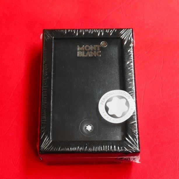 萬寶龍名片夾(正品),品號107229