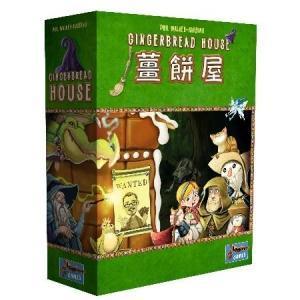 ☆快樂小屋☆ 薑餅屋 Gingerbread House 繁體中文版 正版 台中桌遊