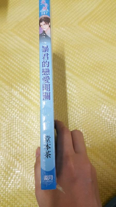 bl小說:暴君的戀愛開關  4/27