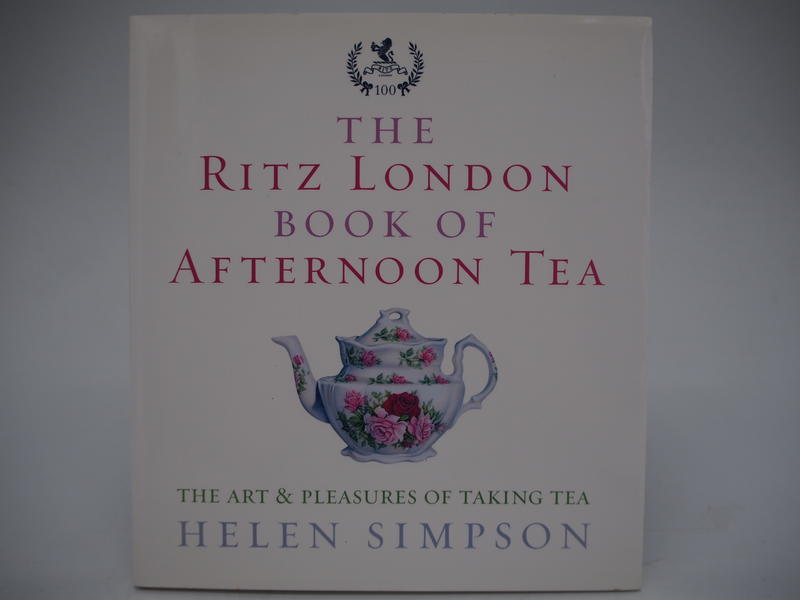The Ritz London Book of Afternoon Tea_Helen Simpson 〖餐飲〗CJX