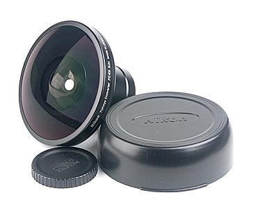 【3D數位館】Nikon FC-E9 魚眼鏡頭