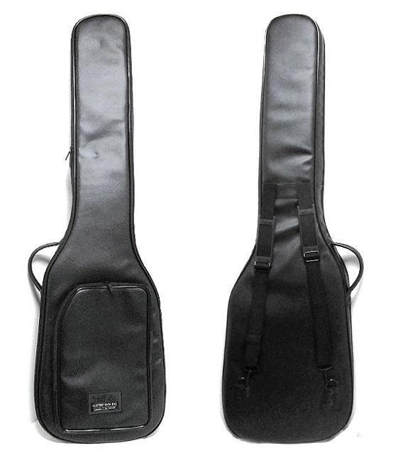 ☆陽光音樂城☆全新台製 加厚款 電貝士吉他袋  BASS吉他袋 吉他袋 貝士袋 (軟盒結構)